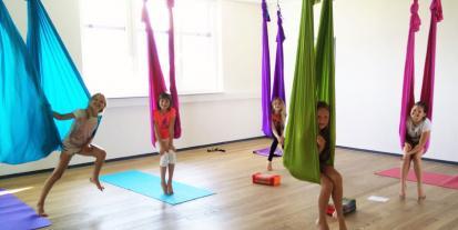 Aerial Yoga Kids
